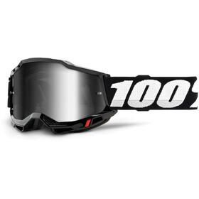 100% Accuri Anti-Fog Goggles Gen2, black/mirror